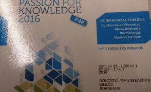Passion for knowledge-Jakinduriaganako Pasioa