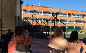 Swedish quality awarded Schools on a learning trip to the Basque Country (Suediarren iritzia)